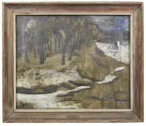 •1928 (Pill Creek) by Ben Nicholson