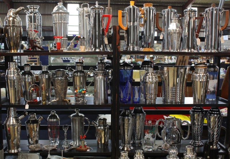 International Antiques & Collectors Fair in Ardingly, West Sussex