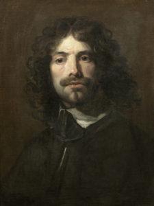 Self-portrait by William Dobson