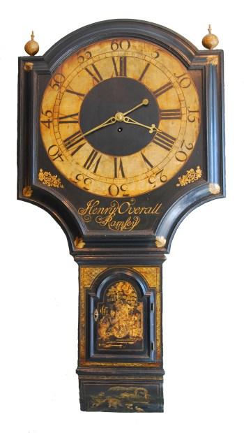 George III tavern clock