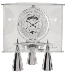 Jaeger-LeCoultre clock