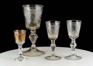 Russian Royal glassware