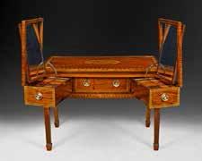 Mrs Rudd's Dressing Table