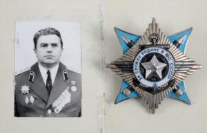 Major Alexander Vladimirovich Galmukof