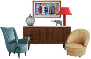 AFE London room set