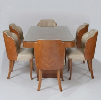 Mid-century dining set