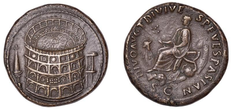 DNW - Divus Titus Sestertius