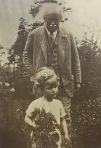 David Lloyd George and Jennifer Longford