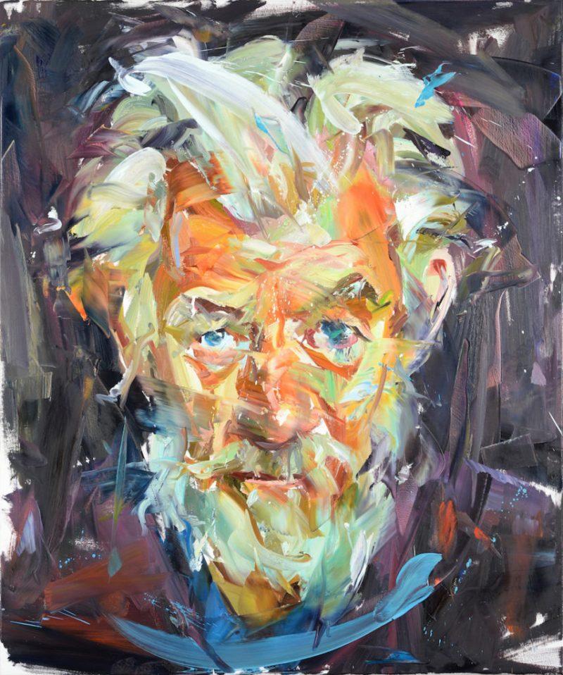 Paul Wright, Head of a Versatile Man