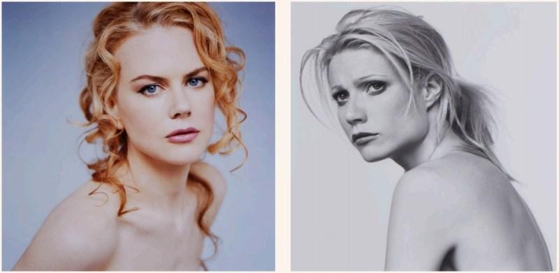 Nicole Kidman and Gwyneth Paltrow