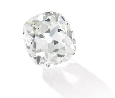 The car boot sale diamond in Sotheby's sale