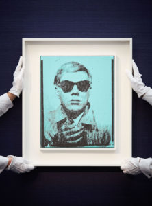 Andy Warhol's, Self-Portrait (1963-4)