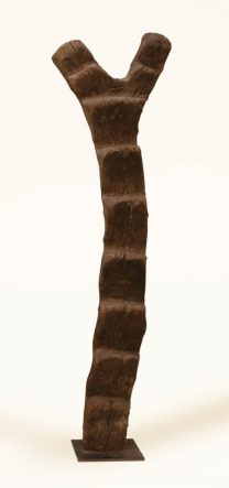 A tribal Dogon ladder