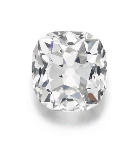 The diamond bought for £10