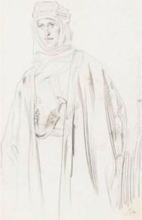 Sketch of TE Lawrence