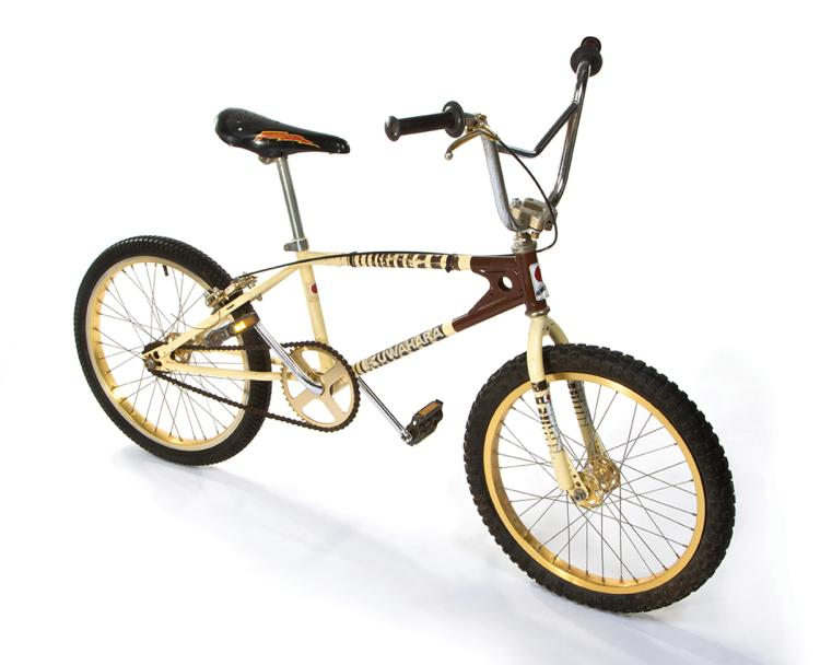 Kuwahara bicycle from ET