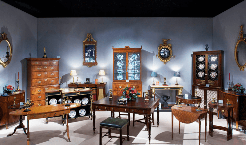 A selection of antiques from Patrick Sandberg