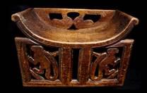 Duoala chief's stool