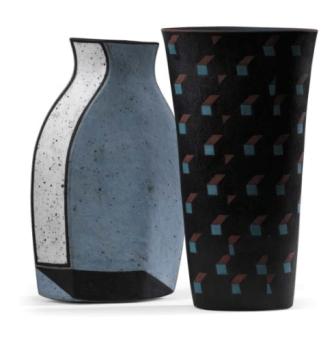 Elizabeth Fritsch vases