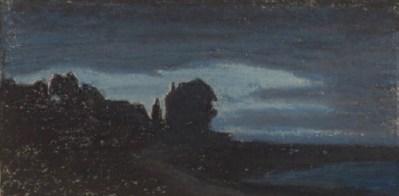 Claude Monet pastel