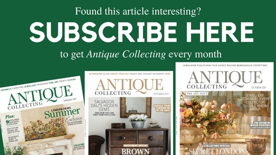 Subscribe to Antique Collecting