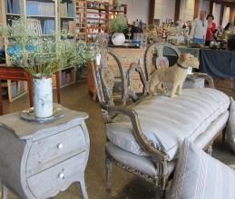 Stoneleigh Park antiques market