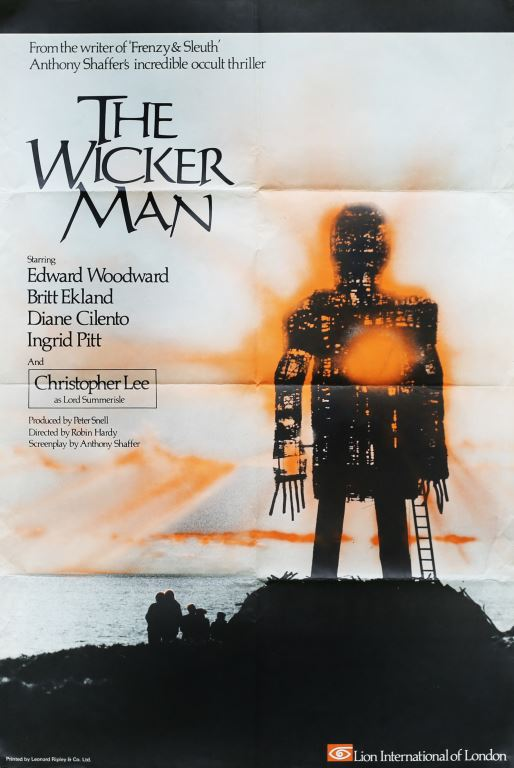 The Wicker Man film poster