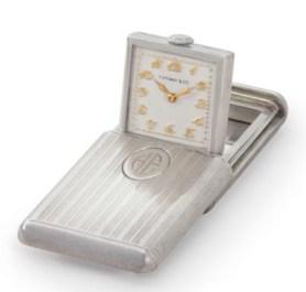 Amelia Earhart's Tiffany watch