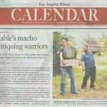 Los Angeles Times: January 2011