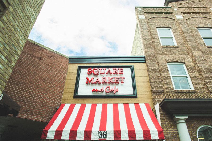 Square Market restaurant