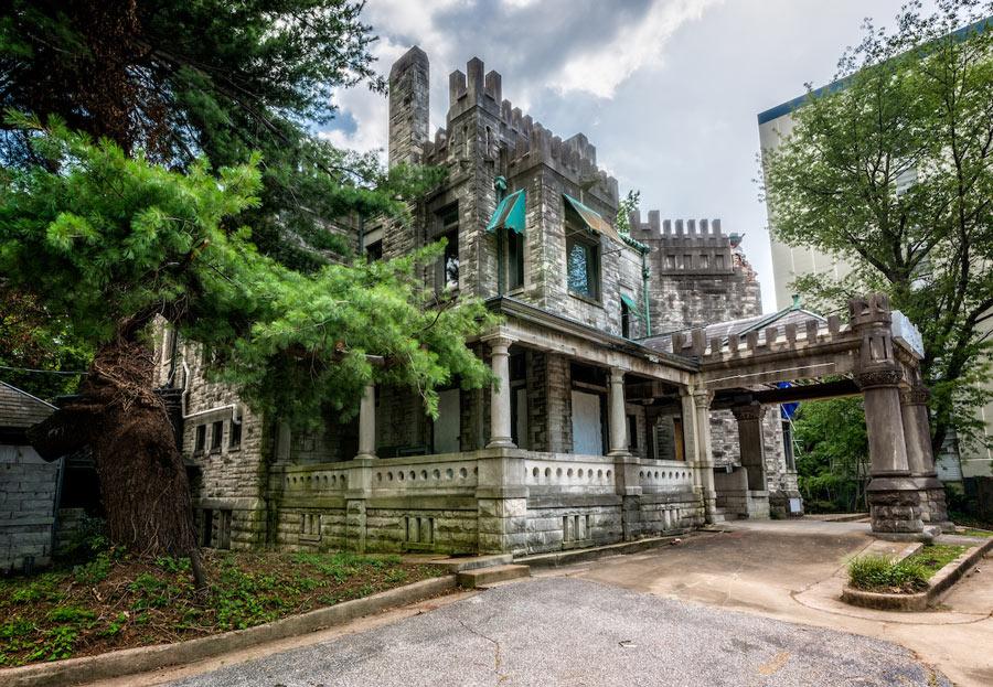 Prince Mongo's Castle