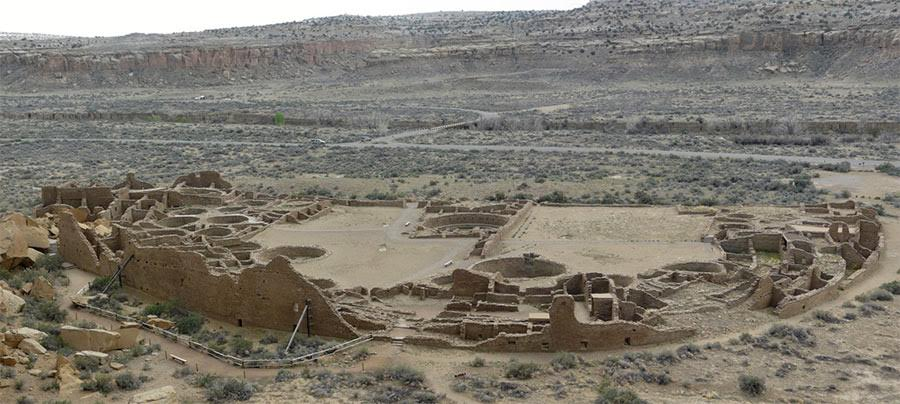 Pueblo Bonito. Photo courtesy of JB10okie via Flickr