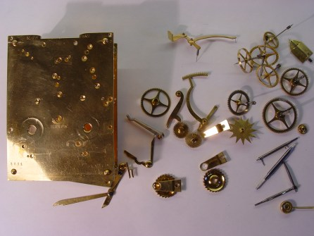 Carriage Clock Repair 2