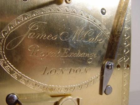 Bracket Clock Repair