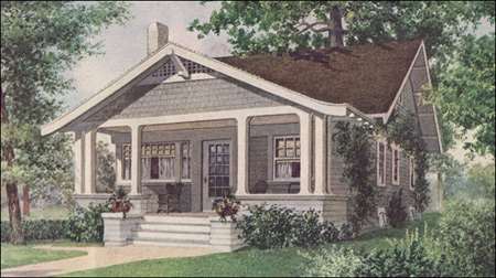 What Style Is My House Old Home Styles Types Terms 1900 To 1965