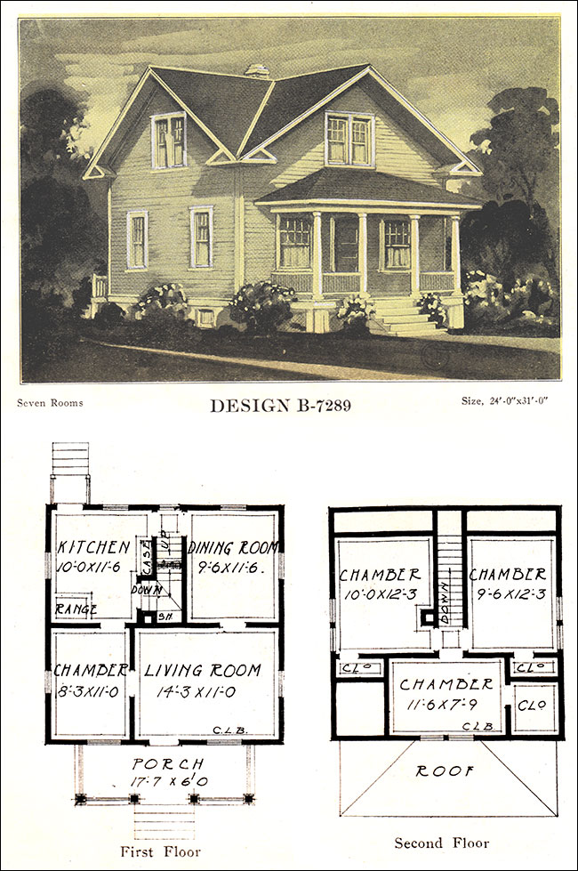 American Early Home Plans