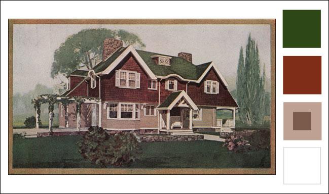Colors Interior S Paint 1920 House