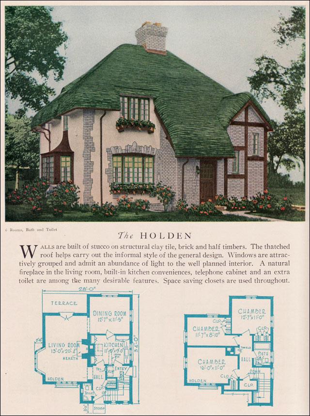 Black Style House Plans