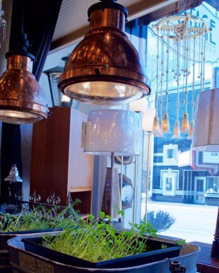 home heritage lighting