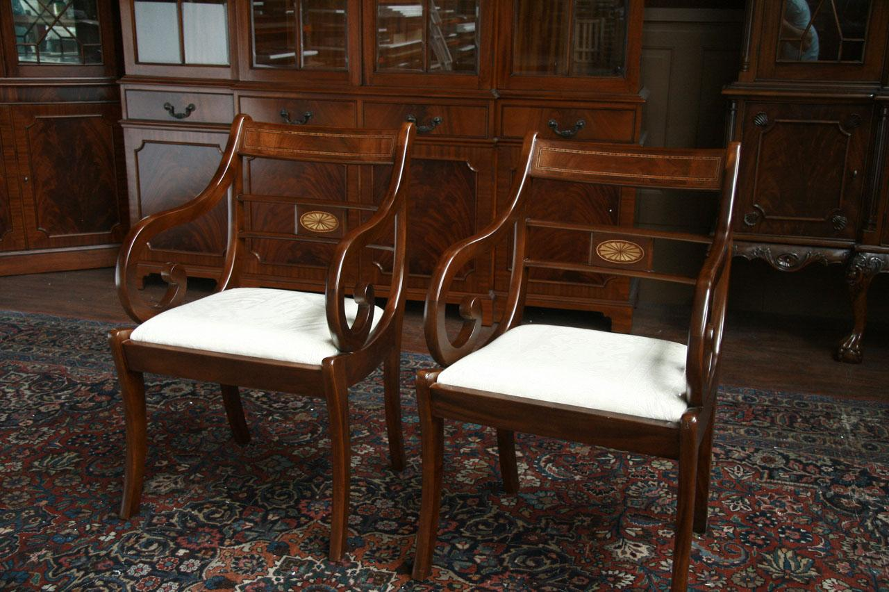 Duncan Phyfe Dining Chairs Duncan Phyfe Dining Room