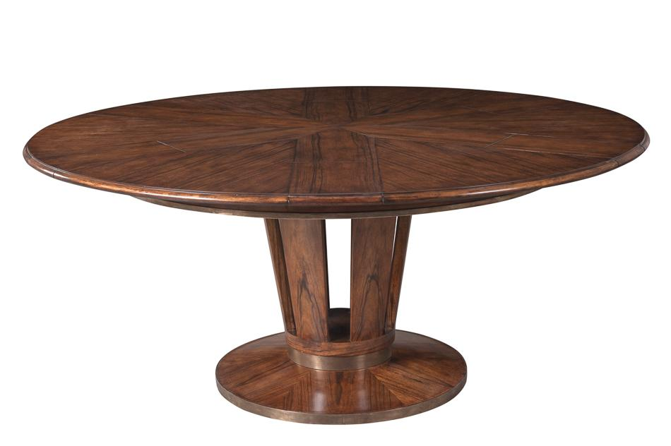 Image Result For Round Dining Room Tables With Self Storing Leaves