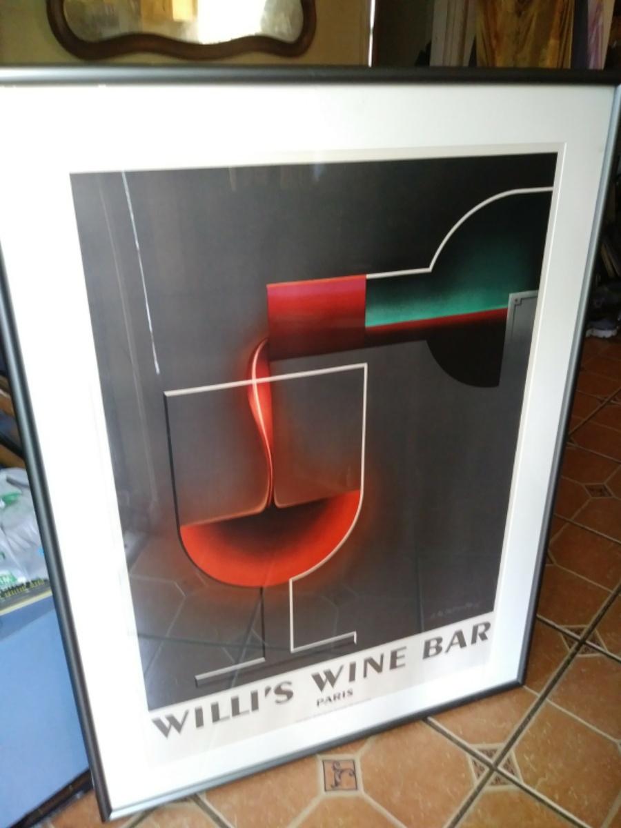 willie s wine bar paris