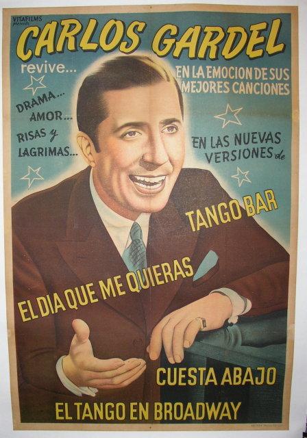 Poster do filme Gardel