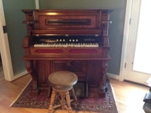 Estey Reed (Pump) Organ Serial #59839 For Sale   Antiques ...
