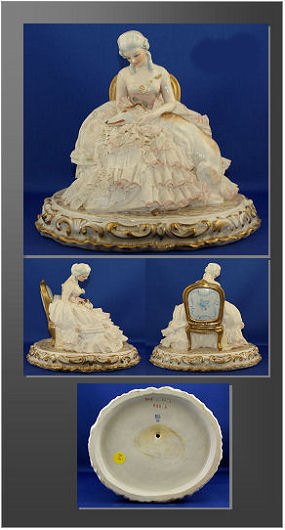 Meissen Their And History Porcelain Figurines