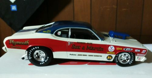 66 Plymouth Barracuda Race Car