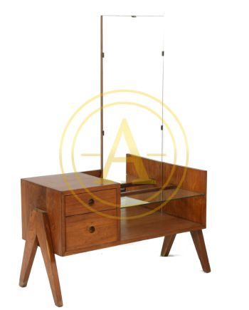 """DRESSING TABLE"" DE Pierre JEANNERET"