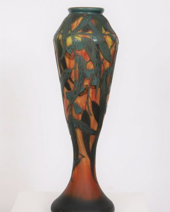 Vase monumental de Daum