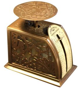 Antique Postal Scale Archives - Antique Tiffany