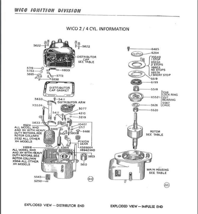 wilco magneto wiring schematic 68 gto wiring diagram